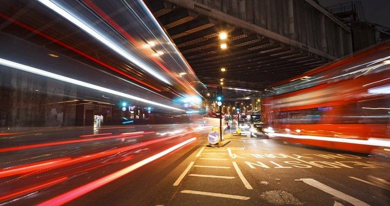 High-Speed Traffic Control